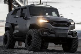 New Rezvani Tank X Worth Rs 2 Crore is The Ultimate SUV That You Can Ever Buy