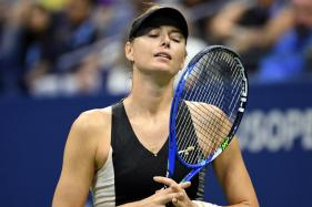 Sharapova Suffers Injury Blow Ahead of Australian Open