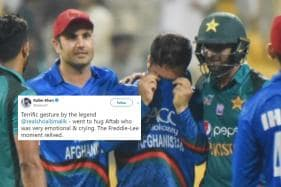 Shoaib Malik Consoled Afghan Player After Winning Thriller and the Internet Couldn't Stop Praising Him
