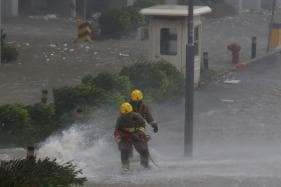 Over 2.45 Million Evacuated as Super Typhoon Mangkhut Hits China After Pounding Philippines