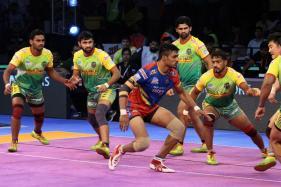 Pro Kabaddi: Patna Pirates Pip UP Yoddha 43-37 in a Close Match
