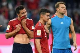 Angry Bayern Munich Bosses Back Team and Coach