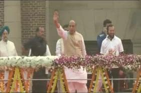 Sardar Patel's Bloodless Revolution Turned 562 Territories Into One India Within 70 Days: Rajnath Singh