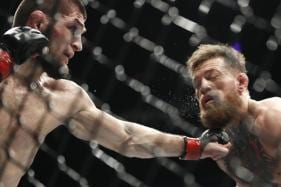 WATCH | Khabib Nurmagomedov Gets a Rousing Welcome in Russia