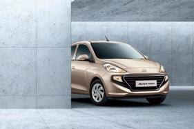All-New Hyundai Santro Hatchback Officially Unveiled in India, Bookings to Open at Rs 11,100