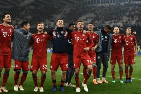 Bayern Edge Out AEK to Move Top of Group