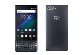 BlackBerry KEY2 LE Launched in India at Rs 29,990; Amazon Exclusive Starting October 12