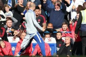Chelsea's Assistant Coach Ianni Fined After Mourinho Clash