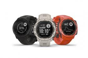 Garmin's Latest Smartwatch Designed For The Outdoors