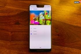 Google Will Let Users Hide The Pixel 3 XL's Notch