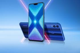 Honor 8X With a 6.5-Inch Full HD+ Display, Kirin 710 SoC Launched in India