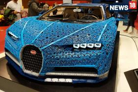 In Conversation With Amit Kararia, Sr. Regional Manager – South Asia, Lego, On Bugatti Chiron Technic Model