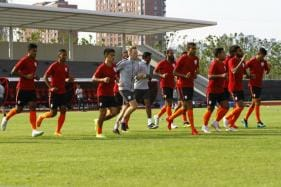 India Gear up to Play Oman Behind Closed Doors as Prep for AFC Asian Cup