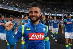 Insigne Grabs a Point for Napoli, Inter Back Winning Before Derby