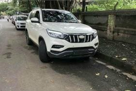 Upcoming Mahindra XUV700 Flagship SUV (Y400) Images Leaked Online