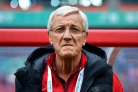 AFC Asian Cup: Marcello Lippi Says China Facing Striker Crisis