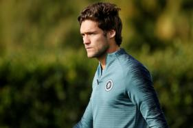 Chelsea's Marcos Alonso Signs New Five-year Contract