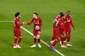 Salah Sends Liverpool on the Way to Cardiff Win