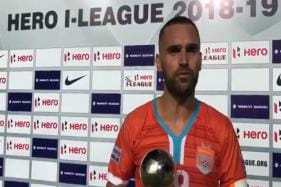 Chennai City Ride on Pedro Manzi's Hat-Trick to Beat Arrows in I-League Opener