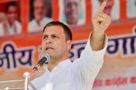 PM Wants to Implement Congress' 'Grand Stupid Thought', Rahul  Targets Modi over GST Slab