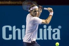 Roger Federer Two Wins From 100th Title After Reaching Dubai Semis