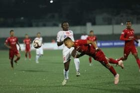 I-League: Shillong Lajong Prevail Over Aizawl FC in Northeast Derby