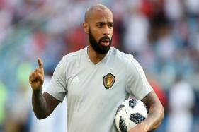 Champions League 'Dream' Awaits Monaco Coach Thierry Henry