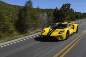 Ford Boosts Production of GT Supercar