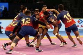 Pro Kabaddi 2018, Dabang Delhi vs Gujarat Fortunegiants Highlights - As It Happened