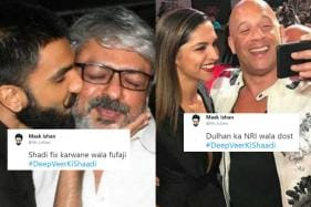 Someone Imagined the Desi Guests at Deepika-Ranveer Wedding and it is All Kinds of Relatable