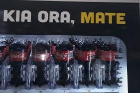 Coca Cola 'Summons Death' by Vending Machine in Maori Misfire
