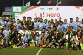 India Share Asian Champions Trophy Title With Pakistan After Final Gets Called off Due to Rain