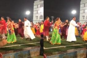 WATCH: This Catholic Priest's Graceful Garba Moves are Taking Over the Internet