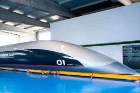 World's First Hyperloop Passenger Capsule Unveiled, Will Be Ready For Passengers In 2019