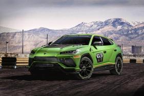Lamborghini Unveils Squadra Corse Urus ST-X Concept, World's 1st Super SUV for Racing