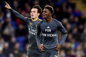 Gray Lifts Grief-stricken Leicester; Lacazette Helps Arsenal Share Spoils With Liverpool
