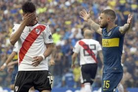 Honours Even as Boca, River Battle to Draw in Libertadores