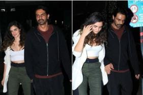 Arjun Rampal Goes on a Dinner Date with Rumoured Girlfriend Gabriella Demetriades, See Pics