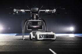 Audi, Airbus and Italdesign Autonomous Flying Taxi Concept Completes First Successful Test