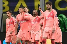 Barcelona Through to Champions League Last 16 Despite Mauro Icardi Leveller