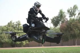 Dubai Police Starts Training On Hoverbike, Becomes First Country In The World