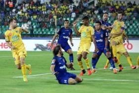 Chennaiyin FC, Kerala Blasters Play Out Goalless Draw