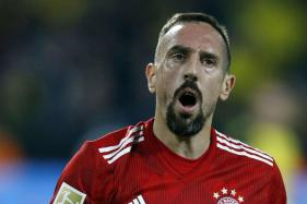 Franck Ribery Slaps TV Pundit After Bayern Munich Lose to Borussia Dortmund - Report