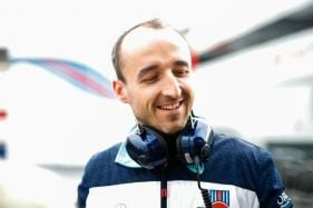 Polish Robert Kubica to Make F1 Comeback with Williams in 2019