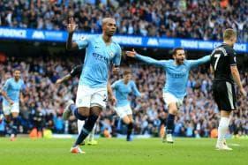 Fernandinho the Glue Binding Surging Manchester City Together