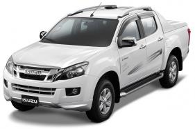 Isuzu Introduces Jonty Rhodes Limited 30 Package For V-Cross Customers