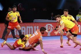 Gujarat Fortunegiants Record Easy Win Over Puneri Paltan