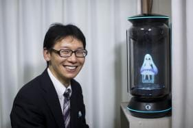 Crazy in Love? The Japanese Man 'Married' to a Hologram