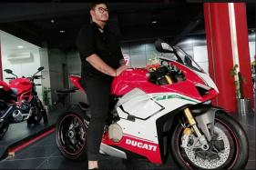 1st Ducati Panigale V4 Speciale Superbike Worth Rs 51.81 Lakh Arrives in India