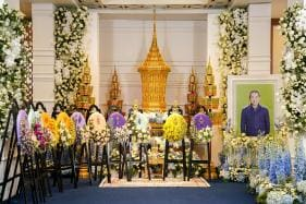 Leicester City Owner's Buddhist Funeral Held in Thailand with Royal Honour